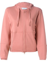 Adidas by stella mccartney pink purple essentials sweatshirt pink product 0 005003872 normal
