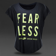 Nike loose fit fearless t shirt