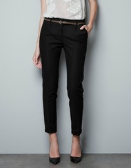 New 2015 fashion brand women casual dress pencil skinny pant classic trousers women pants with belt.jpg 640x640